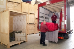Containerised storage the modern form of storing household goods