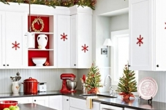 Christmas Kitchen Decor Ideas Picture
