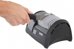 Electric Knife Sharpeners Vs. Whetstones Picture