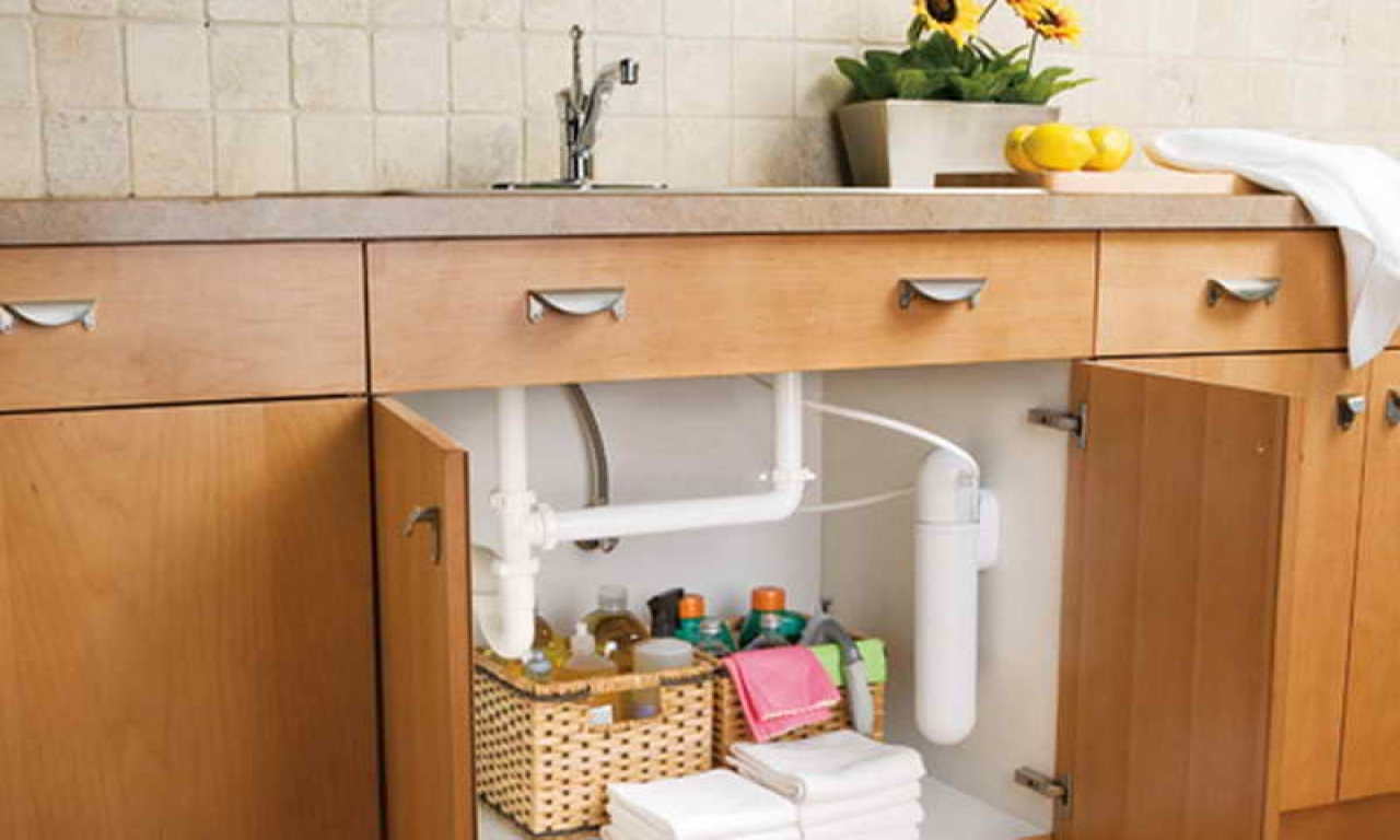 Water Filter Under Kitchen Sink.How To Install A Water Filter For Your Kitchen Sink
