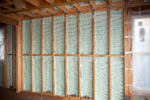 Is spray foam insulation the right choice