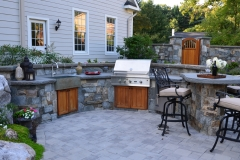 Outdoor Kitchen Essentials Picture