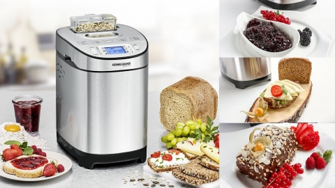 Quick and Easy Guide to buy a Bread Machine Picture