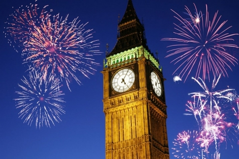 Spend your New Year s Eve in Europe - top destinations