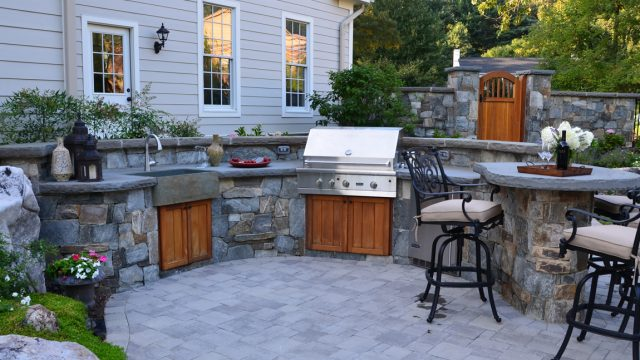 Outdoor Kitchen Essentials