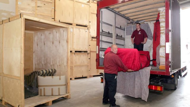 Containerised storage – the modern form of storing household goods