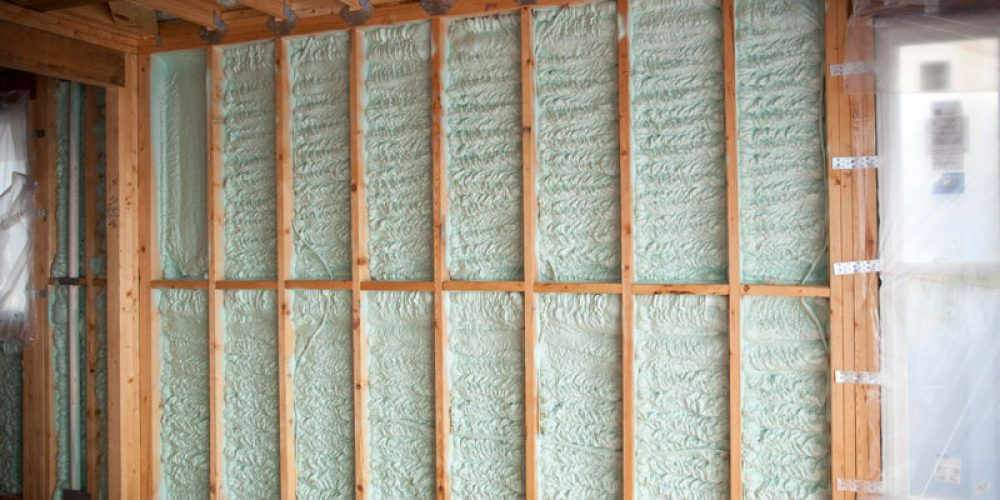 Is spray foam insulation the right choice?