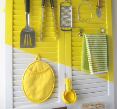 Rental friendly kitchen DIY projects on a budget