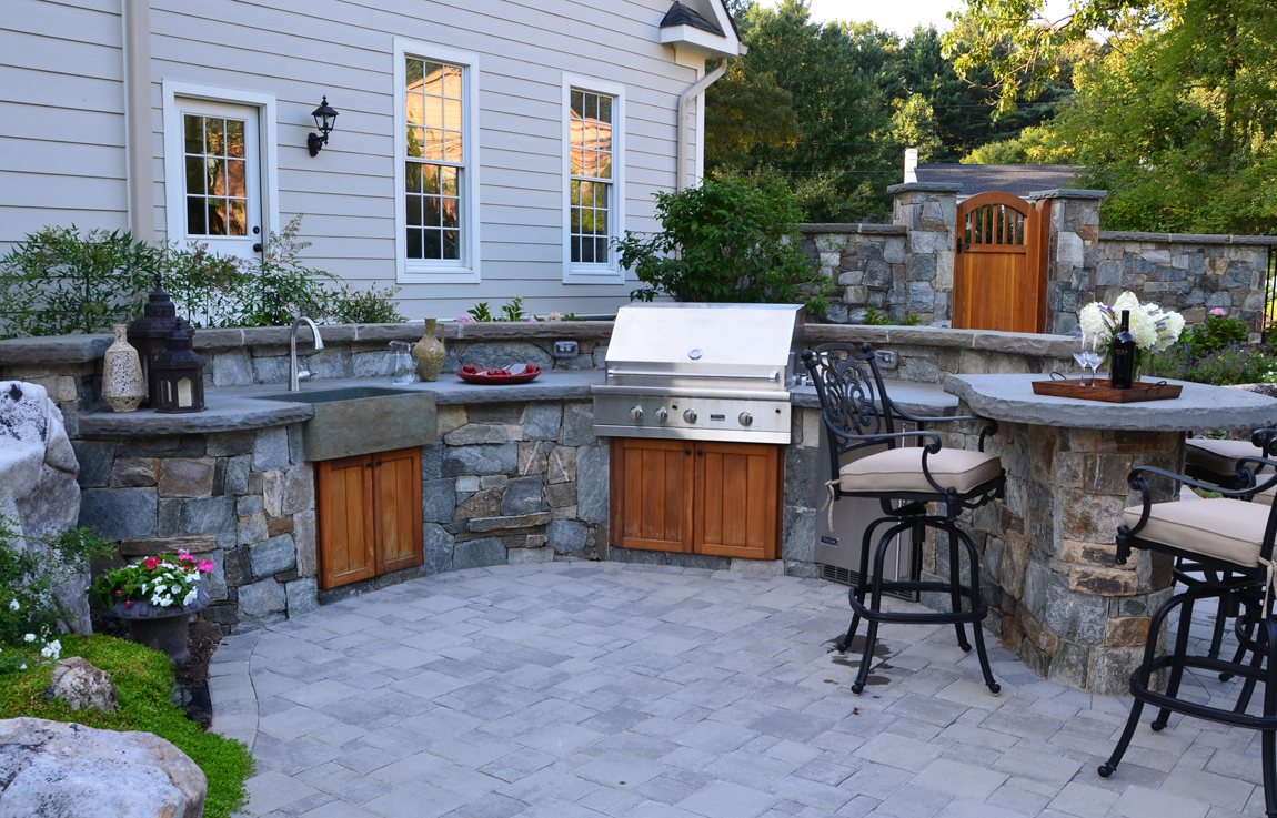 Outdoor Kitchen Sinks Outdoor kitchen essentials outdoor kitchen essentials picture workwithnaturefo